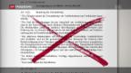 Video «Ständerat lehnt Rasa-Initiative ab» abspielen