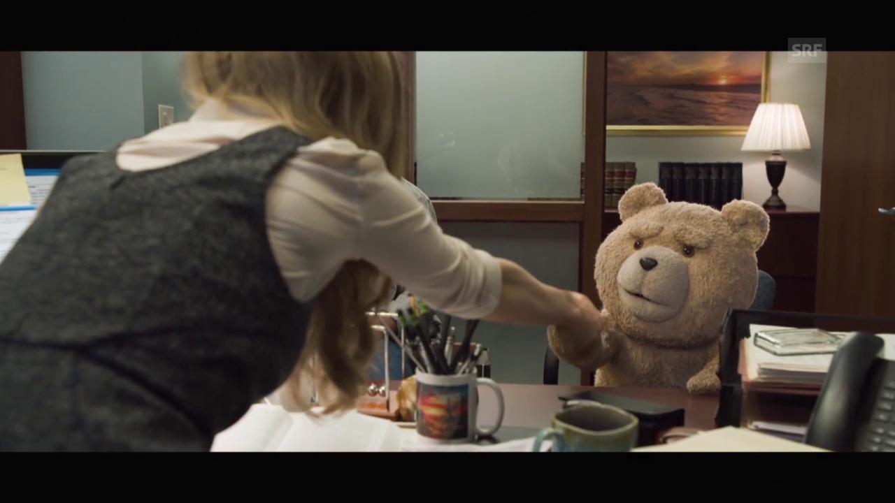 Szene aus «Ted 2» (Englisch)