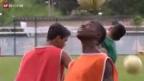 Video «Fussballträume in der Hitze» abspielen