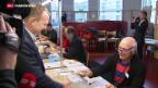 Video «Referendum zur EU-Zusammenarbeit in Dänemark» abspielen