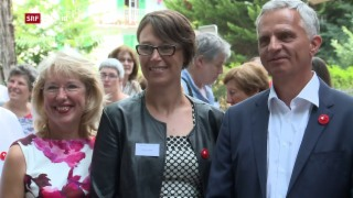 Video «Bundesratskandidaten am 01. August » abspielen