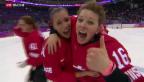 Video «Bronze für Eishockey-Frauen» abspielen
