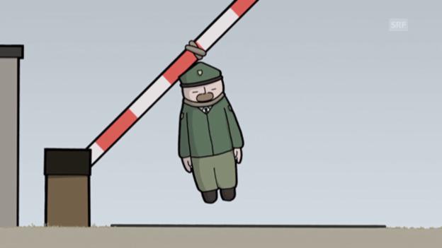 Video «Kurzfilm «Borderline»» abspielen