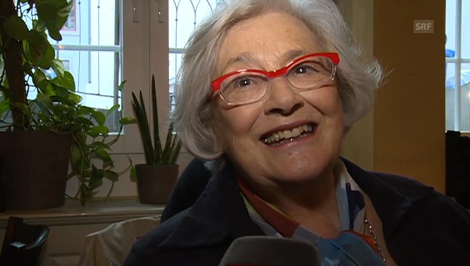 Elisabeth Schnell über ihr Engagement für «Die Kleine Niederdorfoper»
