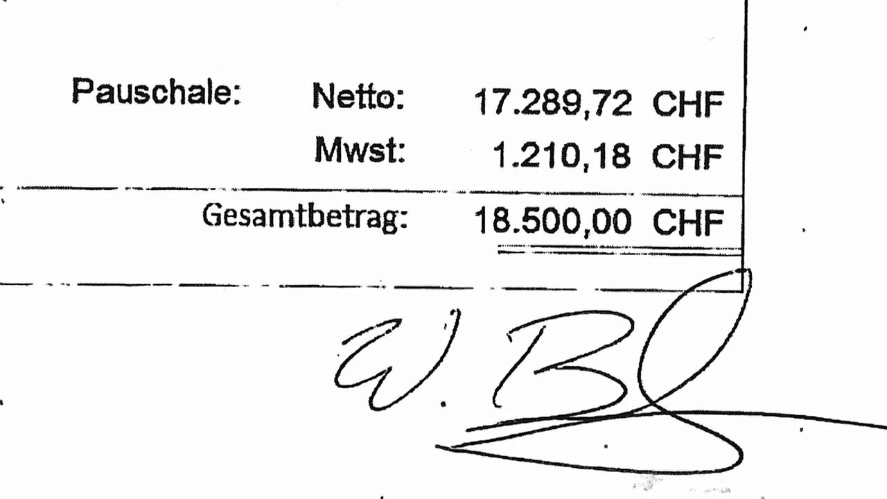 Bank versagt: 18'500 Franken in bar für Trickbetrüger