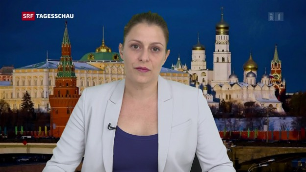 Video «SRF-Korrespondentin: «Sanktionen haben vor allem langfristige Auswirkungen»» abspielen