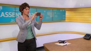 Video «Löhne Erntehelfer. Geld in den Ferien. Smartphone im Foto-Test.» abspielen