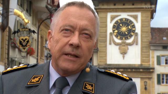 Armeechef André Blattmann