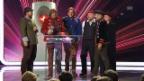 Video «77 Bombay Street mit dem «SwissAward» in der Kategorie Show ausgezeichnet» abspielen