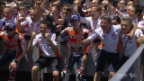 Video «Pedrosa feiert ersten Saisonsieg» abspielen