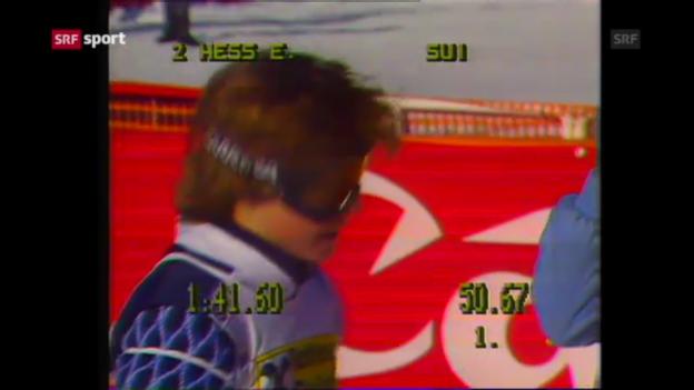 Video «Rückblick auf Schladming 1982» abspielen