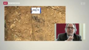 Video «Zu wenig Beweise für Organhandel während Kosovo-Krieg» abspielen