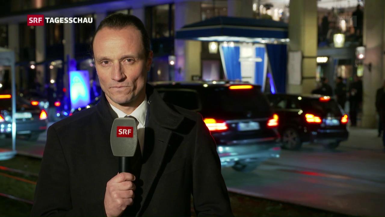 SRF-Korrespondent: «Es geht auch um die Sicherheit der Schweiz.»