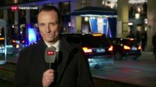 Video «SRF-Korrespondent: «Es geht auch um die Sicherheit der Schweiz.»» abspielen