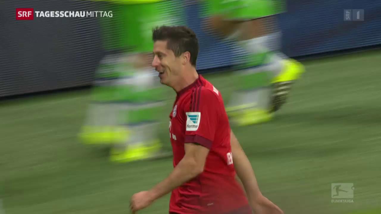 Fussball: Bundesliga