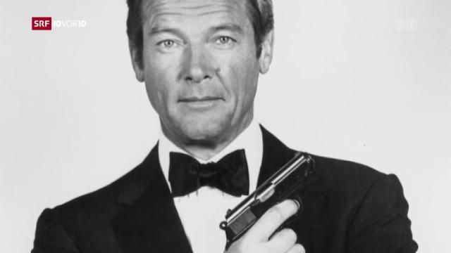 Mit 89 Jahren Verstorben 007 Roger Moore Ist Tot News Srf