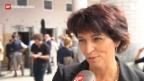 Video «Leuthard bedauert Wortwahl» abspielen