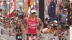 Video «Triathlon: Caroline Steffen am Ironman» abspielen