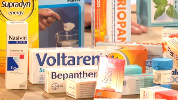 Video «Arznei aus dem Supermarkt: Medizin gegen hohe Preise?» abspielen