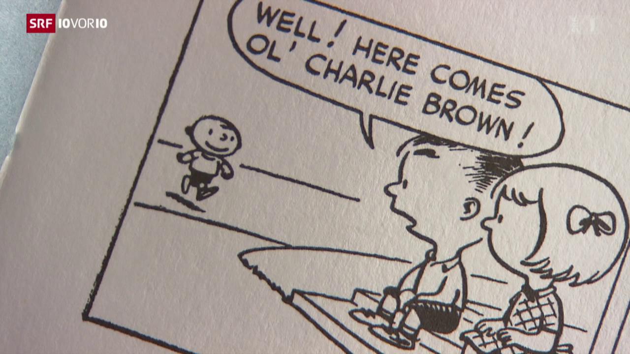Die Peanuts sind jetzt Rentner