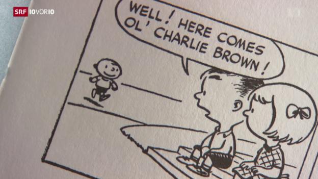 Video «Die Peanuts sind jetzt Rentner» abspielen