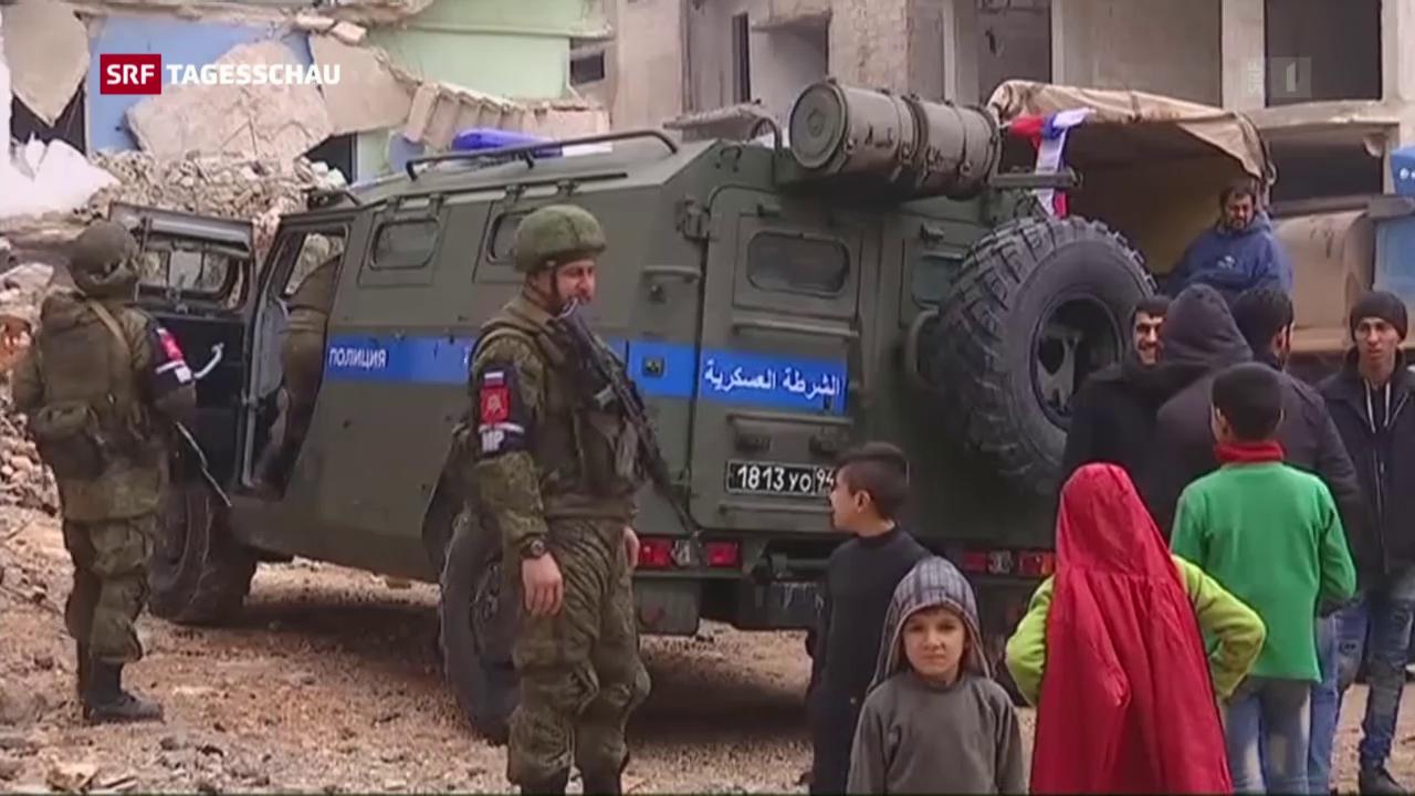 Spekulationen über Waffenruhe in Syrien