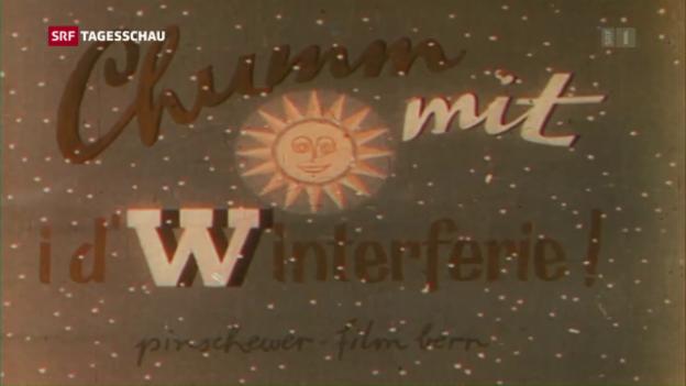 Video «Der Schweizer Tourismus wird seit 75 Jahren erforscht» abspielen