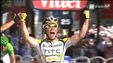 Video «Contador gewinnt Tour de France» abspielen