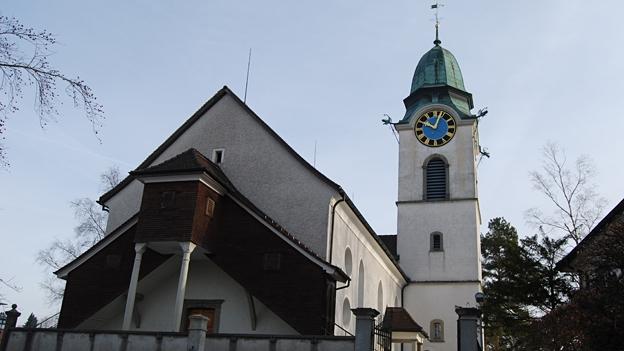 Glockengeläut der reformierten Kirche in Russikon