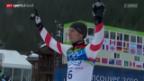 Video «Sotschi 2014: Schweizer Goldgewinner von Vancouver» abspielen