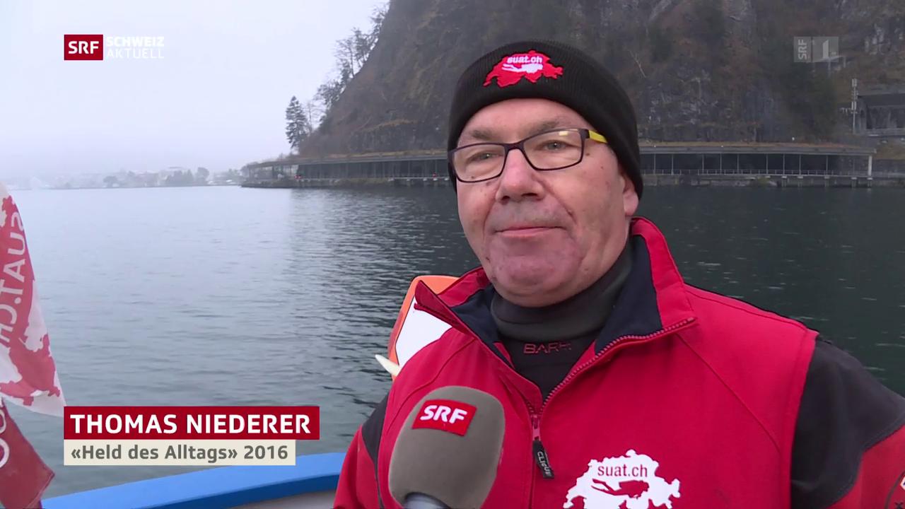 Thomas Niederer: «Es war ein spannendes Jahr»