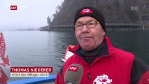 Video «Thomas Niederer: «Es war ein spannendes Jahr»» abspielen
