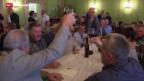 Video «SVP-Parteimitglieder fieberten mit» abspielen