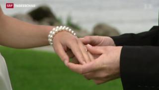 Video «Hitzige Debatten über Abschaffung der Heiratsstrafe » abspielen