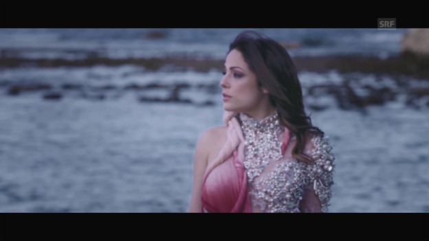 Video «Malta: Ira Losco «Walk On Water»» abspielen