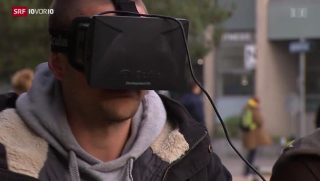 Video «Über 2 Milliarden für eine Brille» abspielen