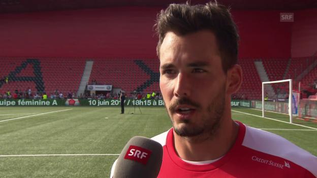 Video «Bürki: «Tuchel hat mich zur Nummer 1 gemacht»» abspielen