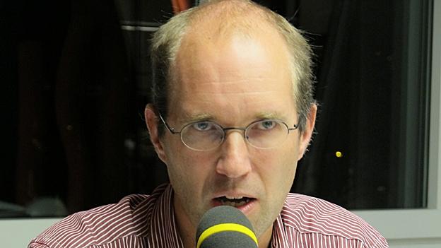 Andreas Kronenberg: «Mit Antibiotika lässt sich kein Geld verdienen»