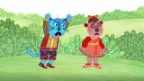 Video «Kater Miro (20): De Hitzgi» abspielen