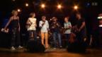Video «Polo Hofer & Friends mit «Alperose»» abspielen