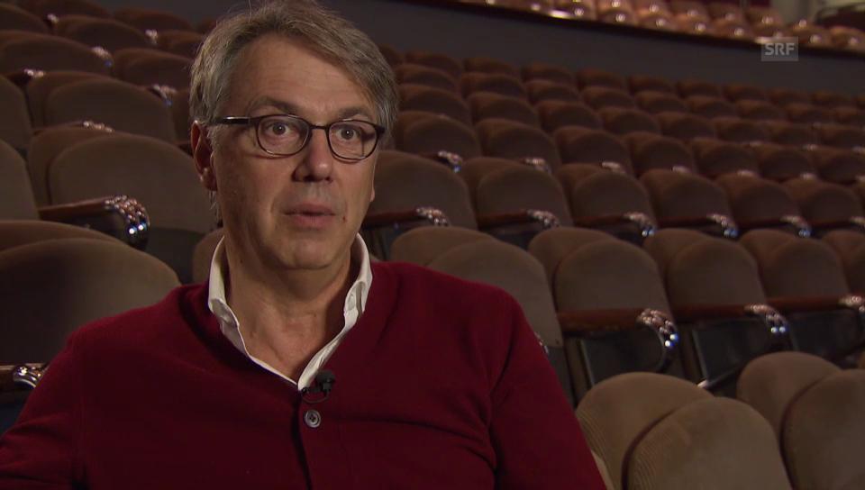 Massimo Rocchi als Opernregisseur