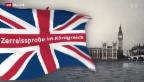 Video «FOKUS: Zerreissprobe im Königreich: Schottland» abspielen