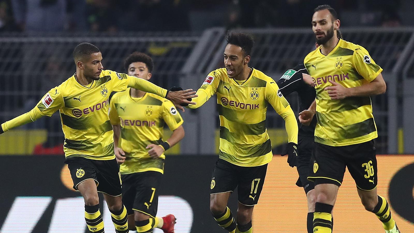Dortmund rettet dank Last-Minute-Tor einen Punkt (ARD, Autor: Stephan Kaussen)