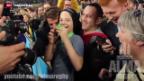 Video «Rugby-Star verschenkt Goldmedaille» abspielen