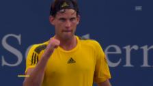 Link öffnet eine Lightbox. Video ATP Cincinnati: Entscheidende Punkte bei Thiem-Mannarino abspielen
