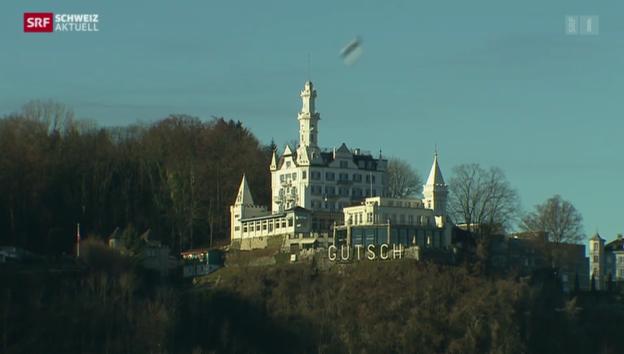 Video «Château Gütsch - Erweiterungsbau gestoppt» abspielen