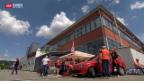 Video «Spar-Streik für illegal erklärt» abspielen