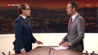 Video «FOKUS: Studiogespräch mit Lukas Golder» abspielen