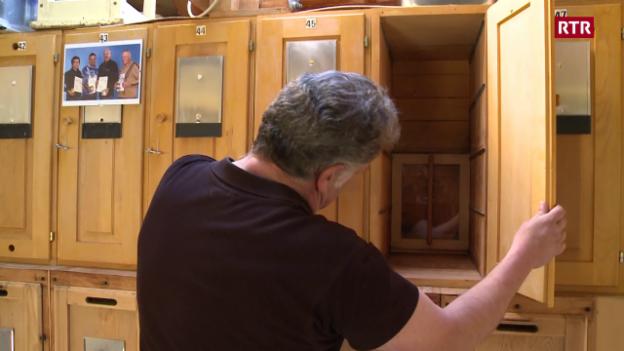 Laschar ir video «Grond cas da varroa en Val Müstair»