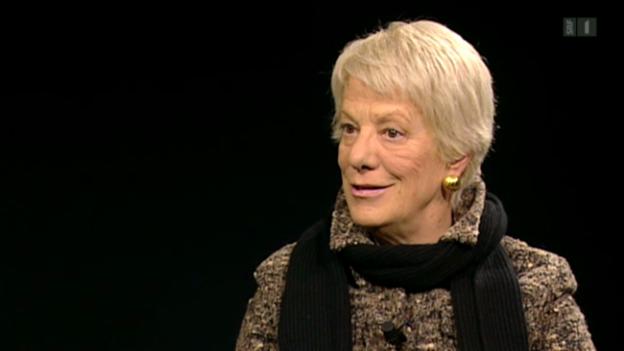 Video «Gespräch: Carla Del Ponte» abspielen